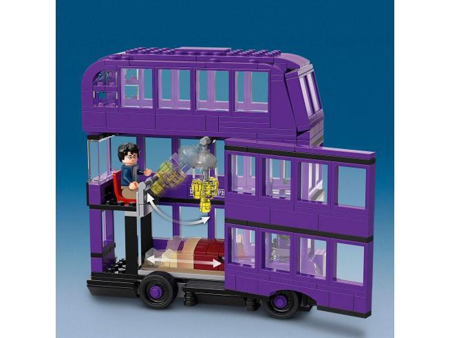 LEGO HARRY POTTER 75957 - NOTTETEMPO