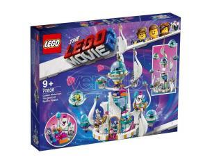 LEGO MOVIE 2 70838 - REGINA WELLO KE WUOGLIO E IL PALAZZO SPAZIALE 'MEZZO MALVAGIO'