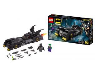 LEGO DC COMICS SUPER HEROES 76119 - BATMOBILE: INSEGUIMENTO DI JOKER