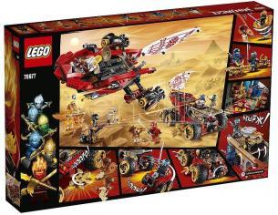 LEGO NINJAGO 70677 - BOUNTY DI TERRA
