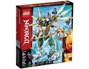 LEGO NINJAGO 70676 - IL MECH TITANO DI LLOYD