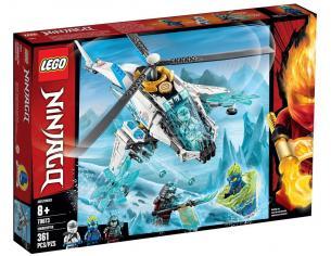 LEGO NINJAGO 70673 - SHURICOTTERO