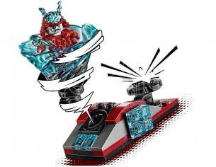 LEGO NINJAGO 70684 - SLAM SPINJITZU : KAI VS. SAMURAI