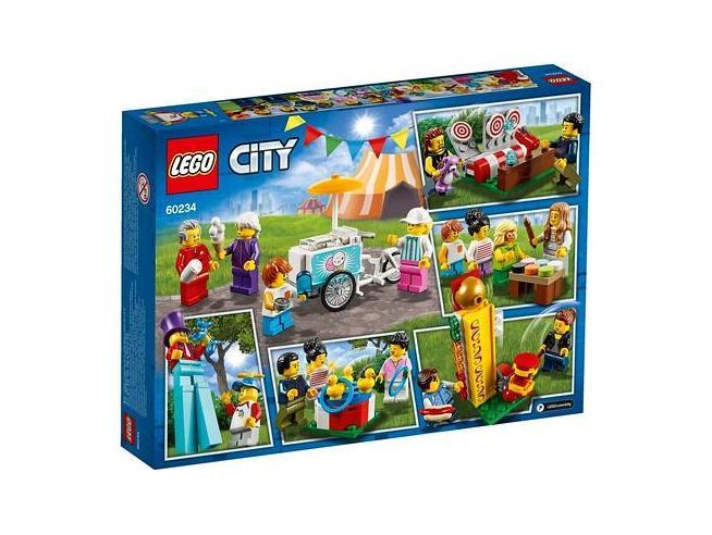 LEGO CITY 60234 - PEOPLE PACK - LUNA PARK