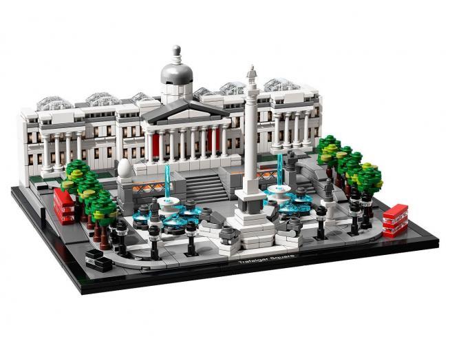LEGO ARCHITECTURE 21045 - TRAFALGAR SQUARE