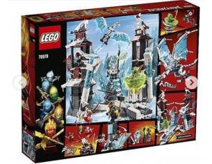 LEGO NINJAGO 70678 - IL CASTELLO DELL'IMPERATORE ABBANDONATO