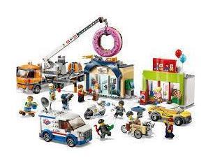 LEGO CITY TOWN & SUPPLEMENTARY 60233 - INAUGURAZIONE DELLA CIAMBELLERIA