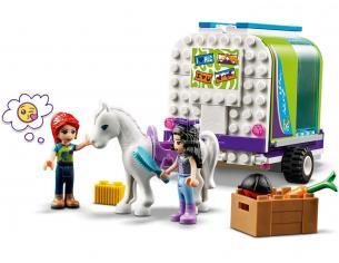 LEGO FRIENDS 41371 - IL RIMORCHIO DEI CAVALLI DI MIA