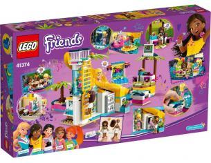LEGO FRIENDS 41374 - LA FESTA IN PISCINA DI ANDREA