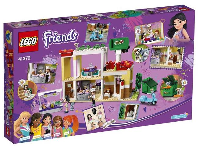 LEGO FRIENDS 41379 - IL RISTORANTE DI HEARTLAKE CITY