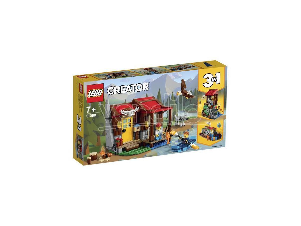 LEGO CREATOR 31098 - AVVENTURE ALL'APERTO