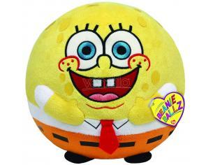 TY Beanie Ballz T38009 - Peluche Palla Spongebob 12cm