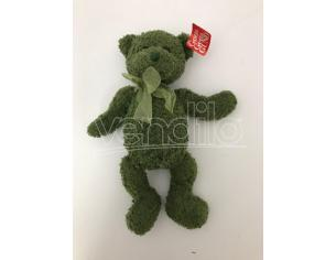 GUND - Peluche Orsetto Chutney verde con fiocco 30 cm
