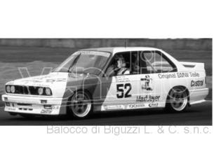 Ixo model GTM131 BMW M3 E30 N.52 WTCC 1988  LAFFITE-VOGT 1:43 Modellino
