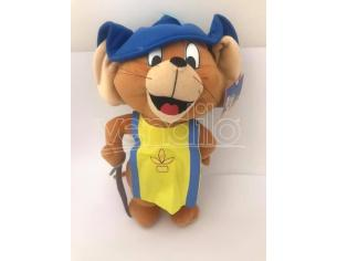 Peluche Jerry vestito da moschettiere 30 cm Tom & Jerry