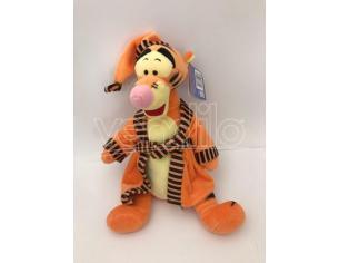 Peluche Tigro con accappatoio 30 cm Winnie The Pooh Disney