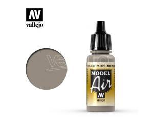 VALLEJO MODEL AIR AMT1 LIGHT GREY BROWN 71320 COLORI