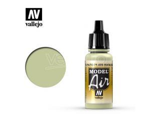 VALLEJO MODEL AIR DUCK EGG GREEN 71009 COLORI