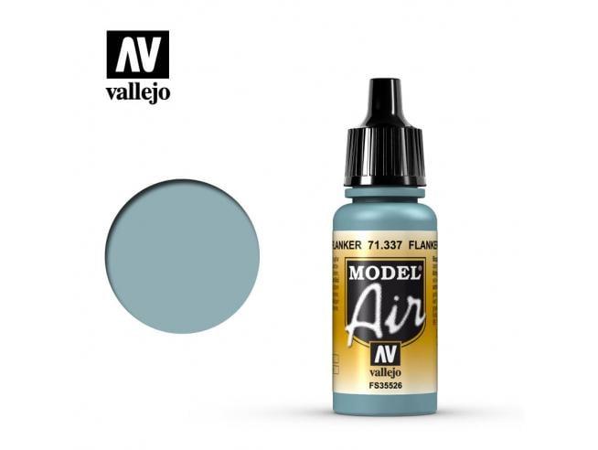 VALLEJO MODEL AIR FLANKER BLUE 71337 COLORI