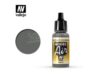 VALLEJO MODEL AIR GREY VIOLET 71128 COLORI