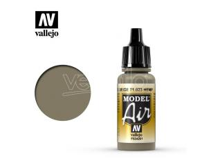 VALLEJO MODEL AIR HEMP 71023 COLORI