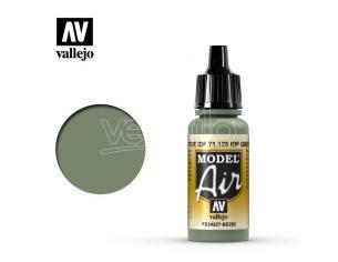 VALLEJO MODEL AIR IDF GREEN 71126 COLORI