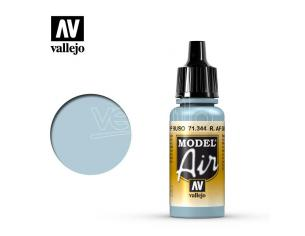 Vallejo Model Air Rus Af Grey Prot Mantello 71344 Colori