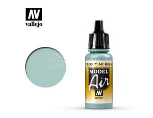 VALLEJO MODEL AIR RUSSIAN AF LIGHT BLUE 71342 COLORI