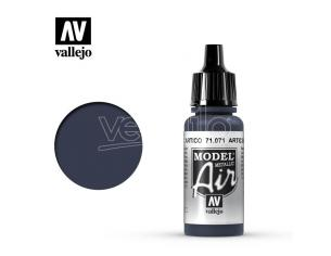 VALLEJO MODEL AIR SIGNAL ARTIC BLUE 71071 COLORI