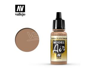 VALLEJO MODEL AIR TAN EARTH 71079 COLORI