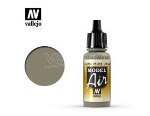 VALLEJO MODEL AIR UK LIGHT MUD 71284 COLORI
