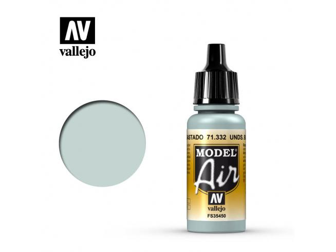 VALLEJO MODEL AIR UNDERSIDE BLUE FADED 71332 COLORI