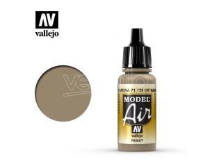 VALLEJO MODEL AIR US SAND 71138 COLORI