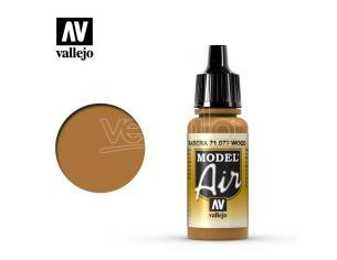 VALLEJO MODEL AIR WOOD 71077 COLORI
