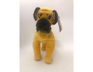 Peluche Bulldog arrabbiato con bava alla bocca 32 cm Disney La Carica dei 101