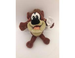 Peluche Baby Looney Tunes Taz fazzoletto bianco in mano 20cm Disney