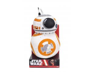 Joy Toy 1500084 - Pupazzo in Velboa del droide BB-8, Star Wars 22 cm