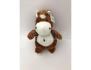 PlayTime 50466 - Peluche Marionetta Cavallo con suoni 25cm