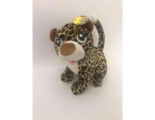 Peluche Cucciolo di Leopardo 20 cm Cuccioli Cerca Amici