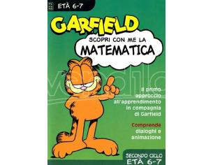 GARFIELD - MATEMATICA 6 -7 ANNI EDUCATIVO GIOCHI PC