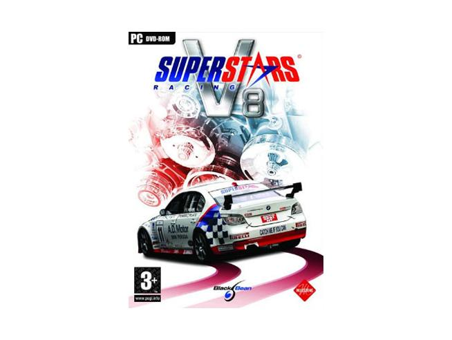 SUPERSTARS V8 RACING GUIDA/RACING - GIOCHI PC