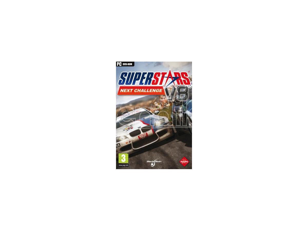 SUPERSTARS V8 NEXT CHALLENGE GUIDA/RACING - GIOCHI PC