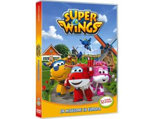 SUPER WINGS VOL. 1 ANIMAZIONE - DVD