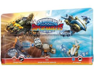 SKYLANDERS TRIPLE PACK 1 (SC) - TOYS TO LIFE
