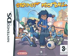 STREET FOOTBALL SPORTIVO - NINTENDO DS