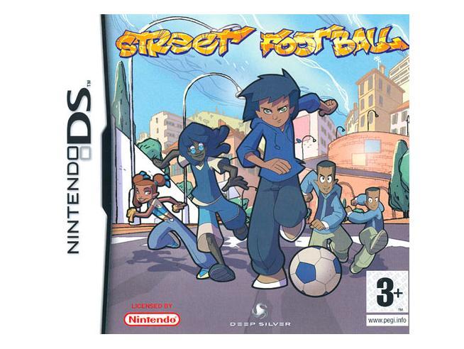 STREET FOOTBALL SPORTIVO - NINTENDO DS