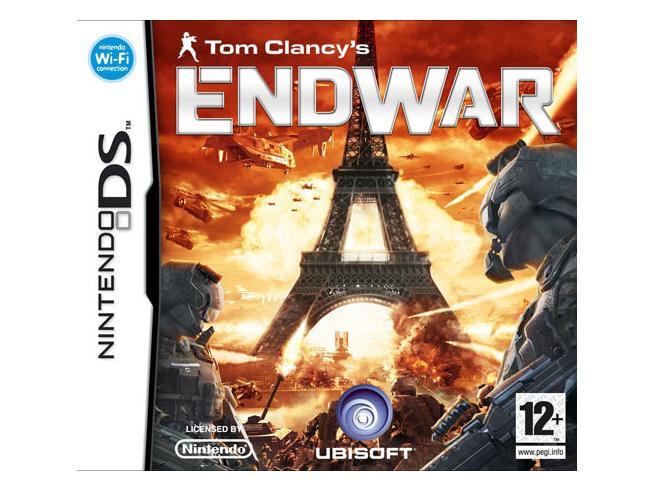 END WAR STRATEGICO - NINTENDO DS