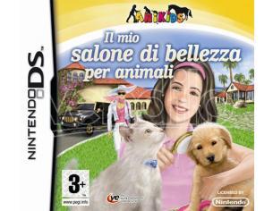 IL MIO SALONE DI BELLEZZA PER ANIMALI SIMULAZIONE - NINTENDO DS