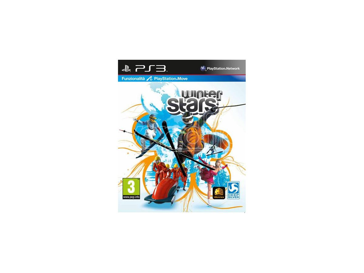 WINTER STARS SPORTIVO - PLAYSTATION 3