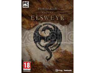 THE ELDER SCROLLS ONLINE - ELSWEYR MMORPG GIOCHI PC